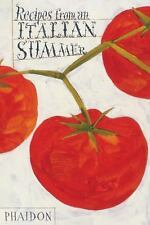 Recipes from an Italian Summer (2010, Hardcover)