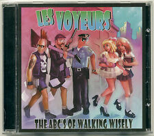 LES VOYEURS The ABC's Of Walking Wisely; 2008 CD Rotten Stinko Records Chicago