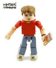 Back to the Future Minimates Previews Exclusive Marty McFly