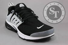 NIKE AIR PRESTO 848132-010 BLACK WHITE NEUTRAL GREY DS SIZE: 10