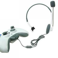 Headset Headphone with Microphone MIC for Microsoft Xbox 360 Live Controller