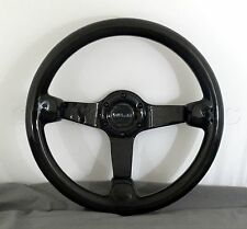 NRG 350 mm All Carbon Fiber Deep Dish Racing Sport Steering Wheel ST-036CF - NEW