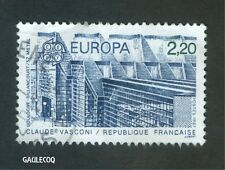 FRENCH POSTAGE - CEPT EUROPA STAMP 2,20 POSTES FRANCE 1987 POSTAGE