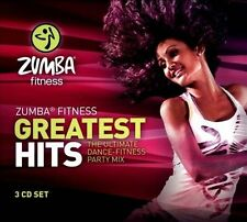 Zumba Fitness Greatest Hits CD (Music Collection) by Various Artists