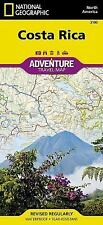 National Geographic Adventure Map: Costa Rica 3100 by Other Publisher Map...