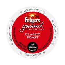 Folgers Classic Roast, Medium Roast Coffee, Keurig K-Cups, 96-Count