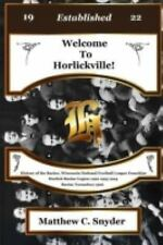 Welcome to Horlickville! History of the Racine, Wisconsin National Football...
