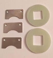 REAR BRAKE SET (36mm disc/15mm square) FOR FG/ CARSON SMARTECH/RIVERHOBBY - NEW