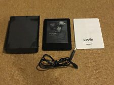 "Amazon Kindle Touch -- Wifi -- 6"" -- 2014 - 7th Generation - Boxed - UK Seller -"