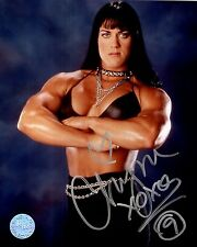 Joanie Chyna Laurer Signed 8x10 Autographed Photo Reprint WWF WWE Wrestler