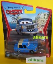 A - OTIS - #43 Disney Pixar Cars 2 movie character model vehicle diecast coche