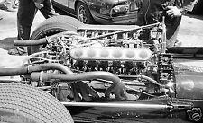 Jochen Rindt COOPER MASERATI AUTO FOTOGRAFIA MOTORE MONACO GRAND PRIX 1967 F1