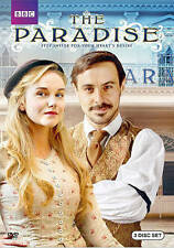 The Paradise: Complete First 1st Season One 1 (DVD, 2013, 3-Disc Set) BBC