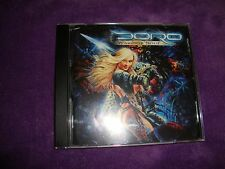 DORO pesch warlock solo cd WARRIOR SOUL free US shipping