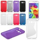 For Samsung Galaxy Core Prime G360 S-line Gel Sillicon Skin Case Cover