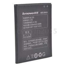 2500mah Lenovo Phone BL229 Backup Battery Replacement For Lenovo A8 A806 A808t