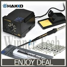 AC 110/220V HAKKO 936 Soldering Station+907 soldering handle+A1321 heat element