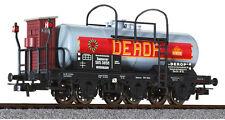 """LILIPUT L235485 • Kesselwagen """"DEROP"""", 3-achsig,  DRG, Epoche II     NEU & OVP"""