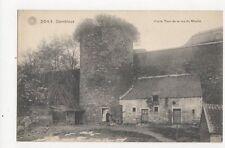 Gembloux Vieille Tour de la Rue du Moulin Belgium Vintage Postcard 136a