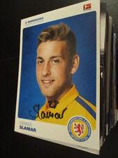 59706 D. Slamar Eintracht Braunschweig 15-16 original signierte Autogrammkarte