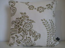 Designers Guild Marienlyst Gold & Sanderson Silk Fabric Cushion Cover Pillow