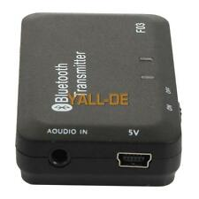 3,5 mm Audio Bluetooth Transmitter A2DP Stereo Dongle Adapter für MP3 TV iPod HK