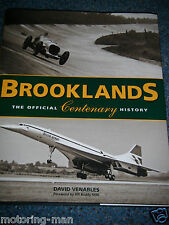 BROOKLANDS CENTENARY DELAGE BENTLEY TALBOT DARRACQ MASERATI AJS NORTONCONCORDE