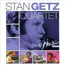 * STAN GETZ - Live At Montreux 1972