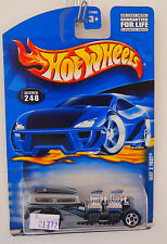 HOT WHEELS 2000 ISSUE WAY 2 FAST HERALDA RACING