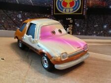 CARS 2 - TUBBS PACER PAINT SPRAY - Mattel Disney Pixar Loose