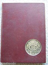 1967 CHAMPAIGN HIGH SCHOOL YEAR BOOK, CHAMPAIGN, ILLINOIS