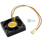 12V 3 Pin 50mm Computer Cooler PC CPU Cooling Fan Black Quiet Silent Heatsinks