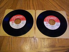 FIREFALL- Only Time Will Tell & Love That Got Away. Two Promo 45rpm 1980