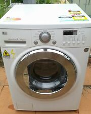 1. LG Combo 8/4kg washer/dryer washing machine front loader like new 3yrs old