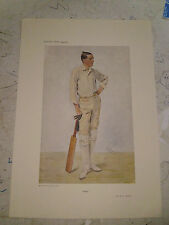 VANITY FAIR PRINT CRICKET REGGIE MR REGINALD HERBERT SPOONER