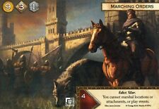 A Game of Thrones Card Game Marching Orders x1 FANTASY FLIGHT FFG