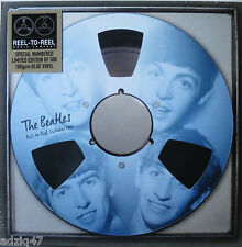 33 T THE BEATLES  Reel To Reel Outtakes 1963 LIMITED Edition Blue Vinyl LP 180gr