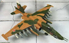 "#MUY RARO#!!IXO Metal Russian Sukhoi Su-25 ""FROGFOOT"" - Camo Version-1:72"