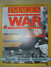 IMAGES OF WAR MAGAZINE No 41 WWII BATTLE FOR LEYTE GULF - ENTERTAINMENT INC