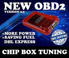 OBD2 Chiptuning Ford S-Max 2.5 ST 220PS Benzin Tuning Chip Box Ver.2