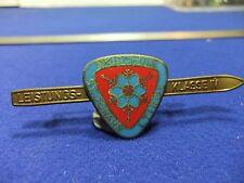 vtg badge ski school st johann tirol 1950s ? winter sport skiing souvenir