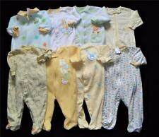 BABY GIRL BOY UNISEX NEUTRAL 3-6 months SLEEPER PAJAMAS Clothes 3/6 month m