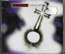 CD Single David Bowie Little Wonder AUSTRALIAN PRESSING MINT 74321447772