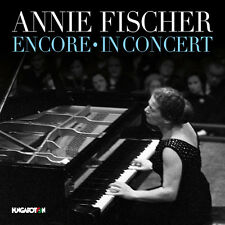 Annie Fischer Encore & In Concert - Schumann / Chopin (2014, CD NIEUW)2 DISC SET