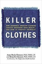 Killer Clothes by Brian Clement, Anne Marie Clement