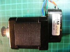 Cetronic DN7122/A Nema Stepper Motor + Optical Position Sensing