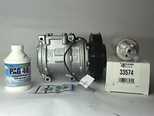 1994-1997 HONDA ACCORD 2.2l 4Cyl. GENUINE OEM  REMAN. AC COMPRESSOR KIT W/WRTY!
