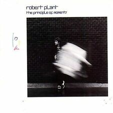 ROBERT PLANT: THE PRINCIPLE OF MOMENTS WEST GERMANY CD! NO REAR INSERT! EX/EX+