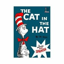 El gato en el sombrero The Cat In The Hat-ExLibrary