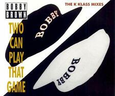 Bobby Brown - Two Can Play That Game (6 tr CD / Listen)